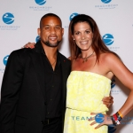 Team Beachbody - Shaun T and Trina Gray