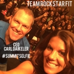 Team Rockstar Fit - Carl Daikeler and Trina Gray - Beachbody Summit