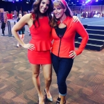 Team Rockstar Fit - Hillary Kelly and Trina Gray