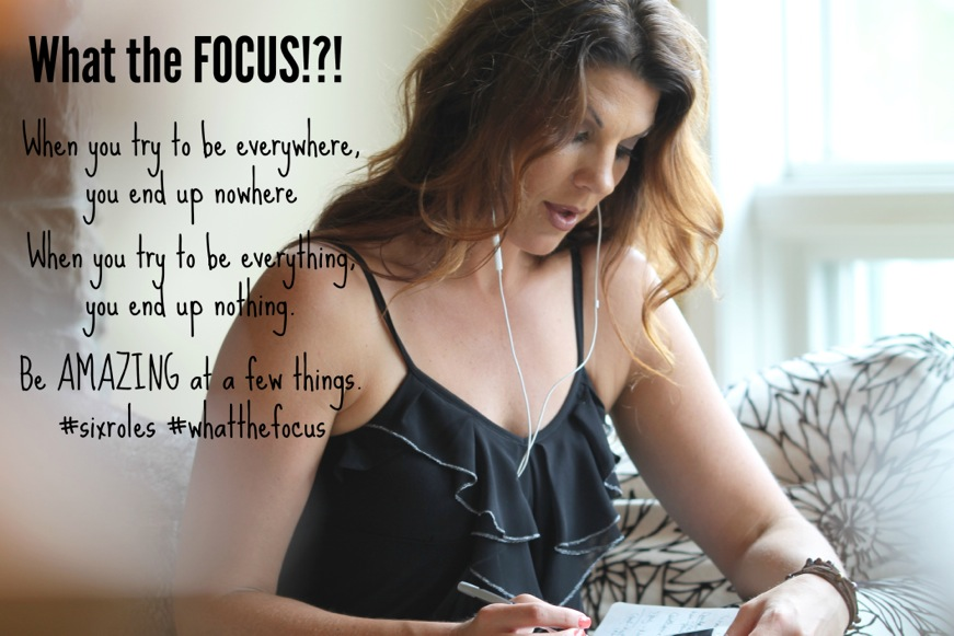 Trina Gray - What the Focus - Fitness Mastermind