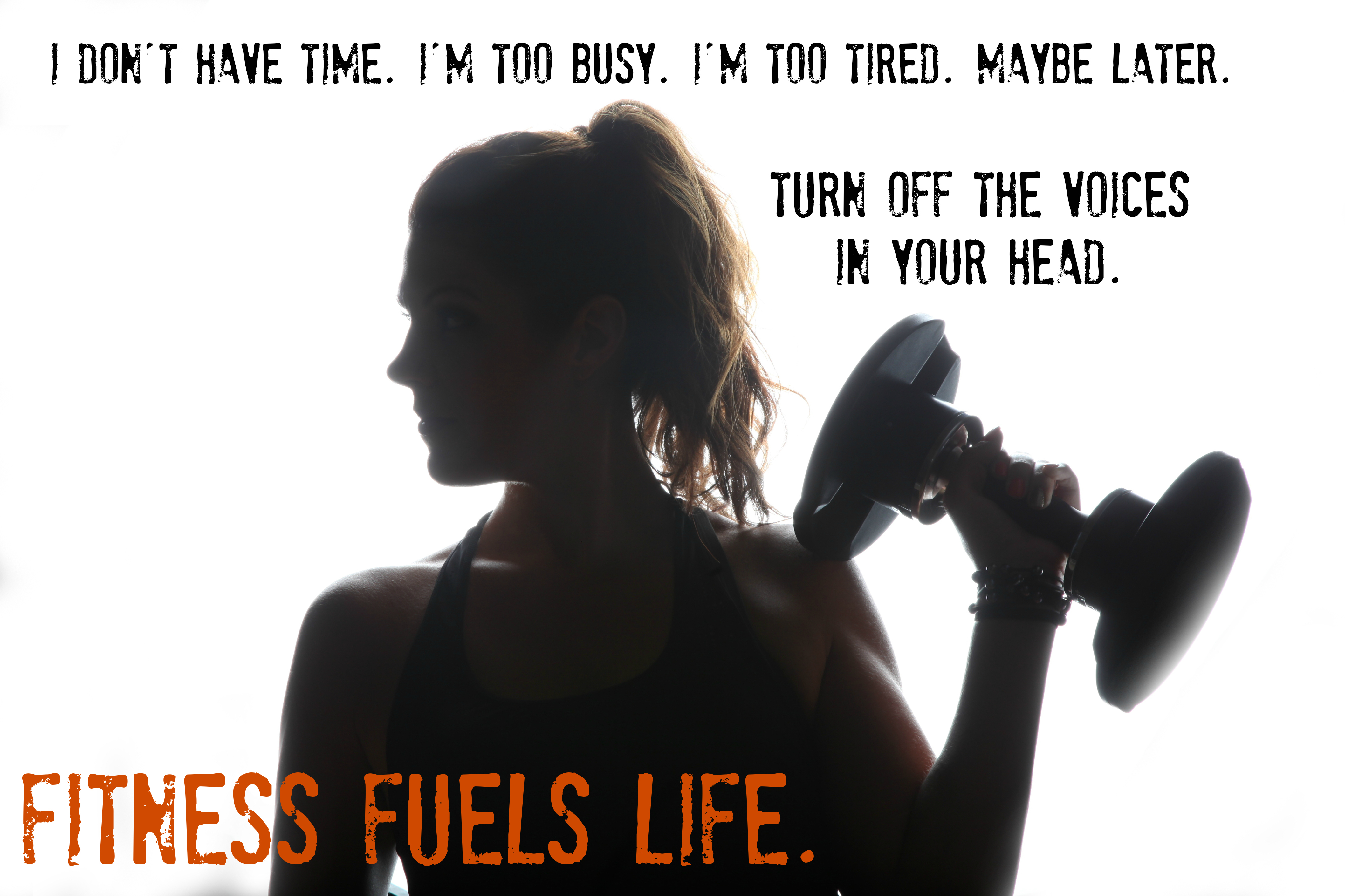 Fitness Fuels Life - Trina Gray
